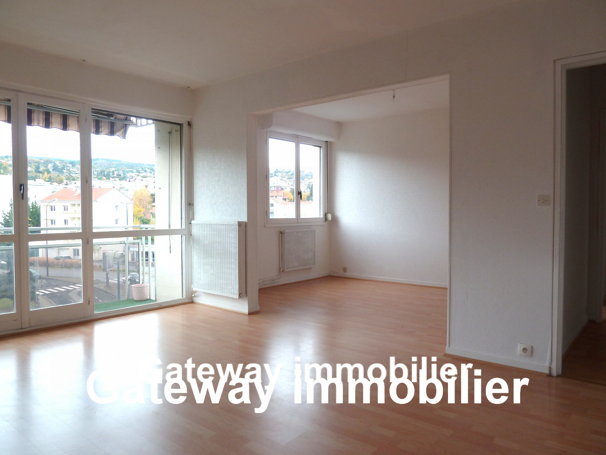 Annonce vente appartement clermont ferrand 63000 84 m for Vente appartement atypique clermont ferrand